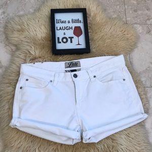 Lucky Brand cut off shorts